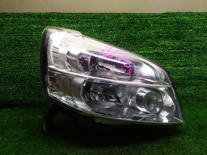 Фара Nissan Lafesta B30 MR20DE 2011 правая (б/у)