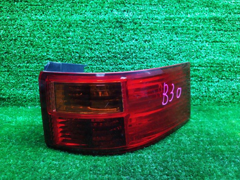 Стоп-сигнал Nissan Lafesta B30 правый (б/у)