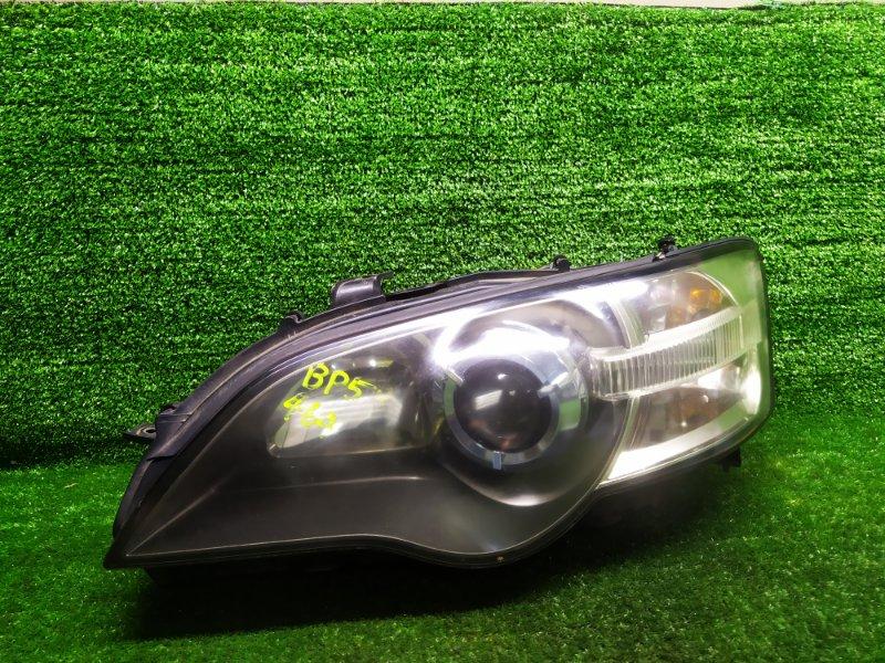 Фара Subaru Legacy BP5 EJ204DP 2004 левая (б/у)