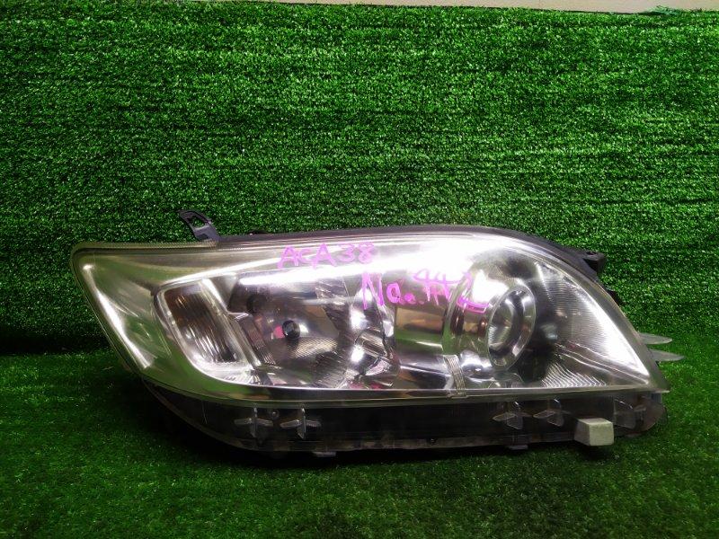 Фара Toyota Vanguard ACA38W 2AZFE 2010 правая (б/у)