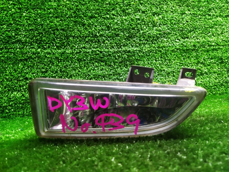 Туманка Mazda Demio DY3W ZJVE 2004 левая (б/у)