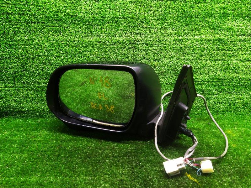 Зеркало Toyota Vanguard ACA38W 2AZFE 2010 левое (б/у)