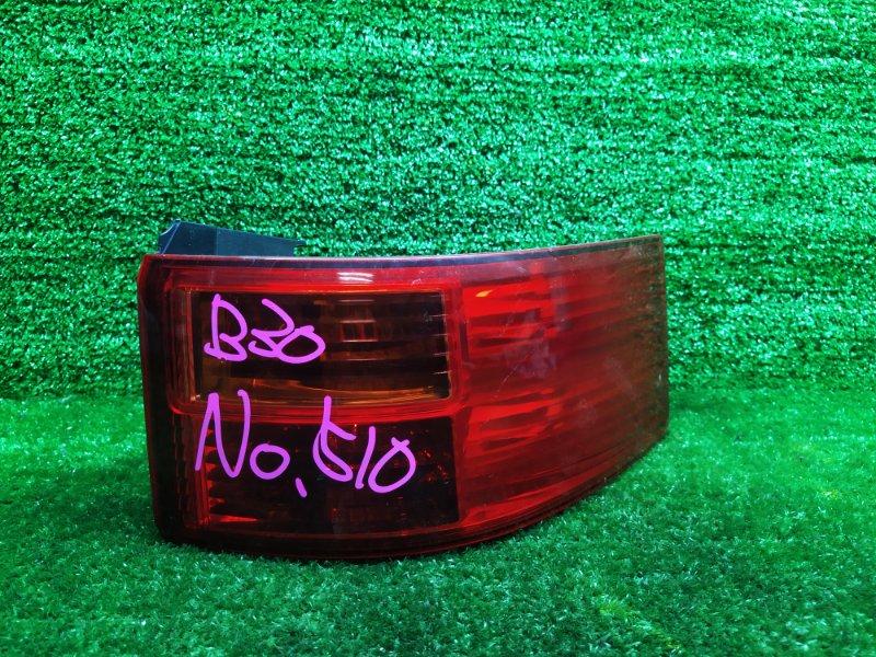 Стоп-сигнал Nissan Lafesta B30 MR20DE 2005 правый (б/у)