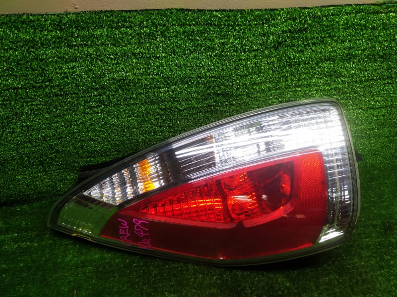 Стоп-сигнал Mazda Premacy CREW LFVE 2008 левый (б/у)