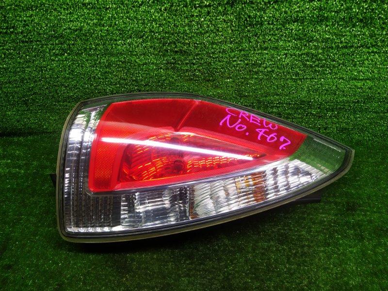 Стоп-сигнал Mazda Premacy CREW LFVE 2007 левый (б/у)