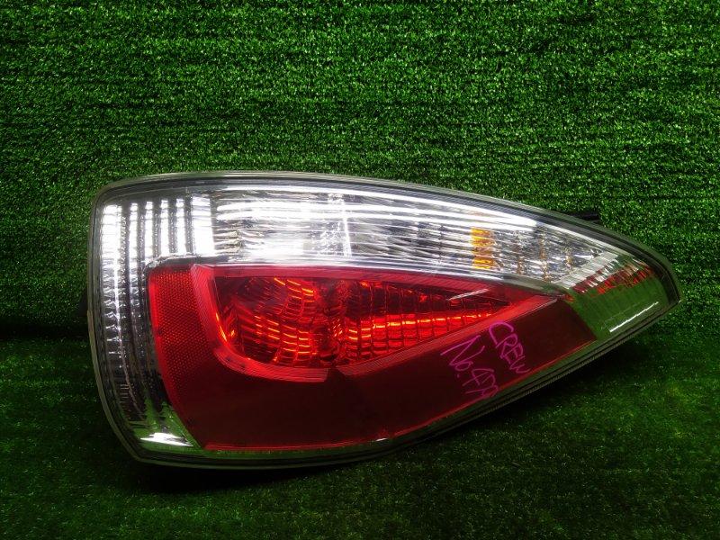 Стоп-сигнал Mazda Premacy CREW LFVE 2008 правый (б/у)