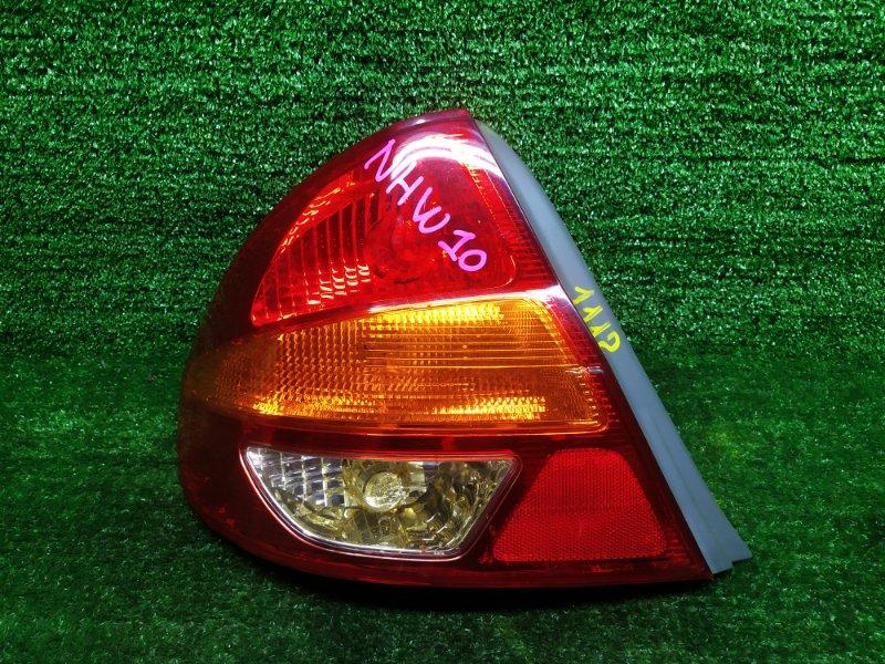 Стоп-сигнал Toyota Prius NHW10 левый (б/у)