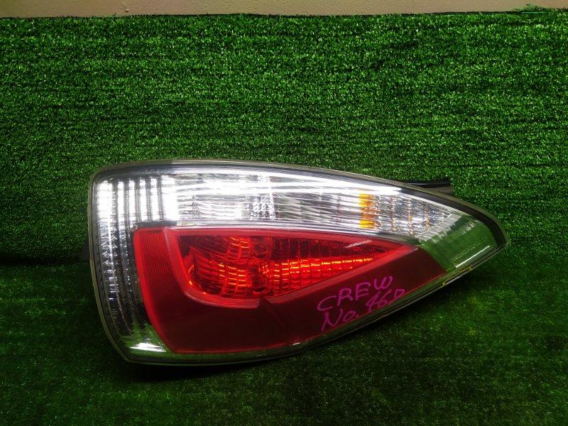 Стоп-сигнал Mazda Premacy CREW LFVE 2007 правый (б/у)