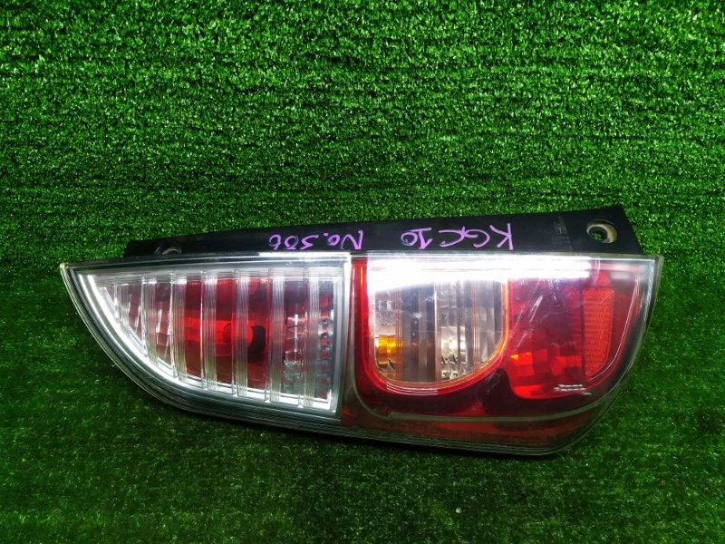 Стоп-сигнал Toyota Passo KGC10 1KRFE 2008 левый (б/у)