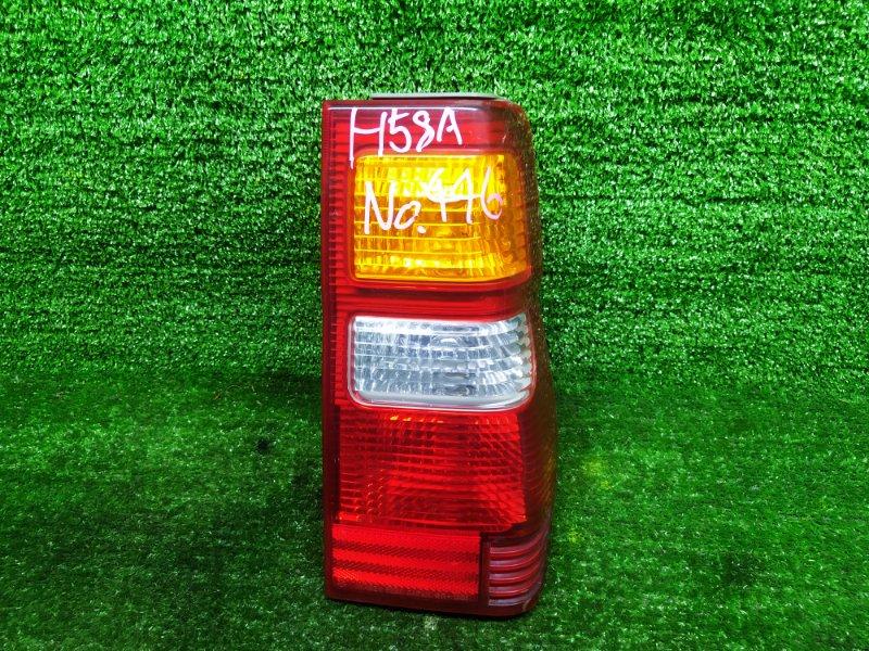 Стоп-сигнал Mitsubishi Pajero Mini H58A 4A30T 2000 правый (б/у)