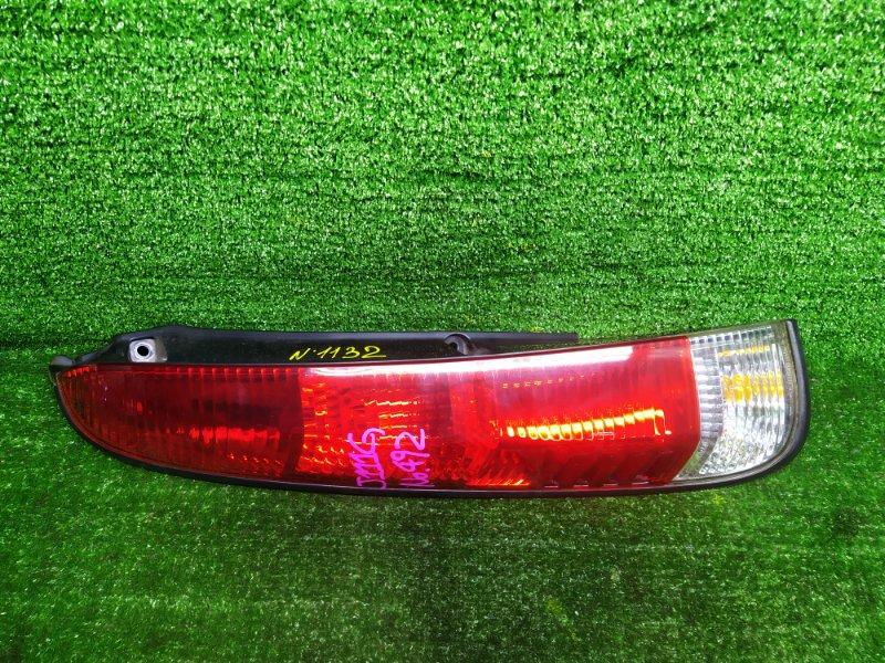 Стоп-сигнал Daihatsu Terios Kid J111G EFDEM 2005 левый (б/у)