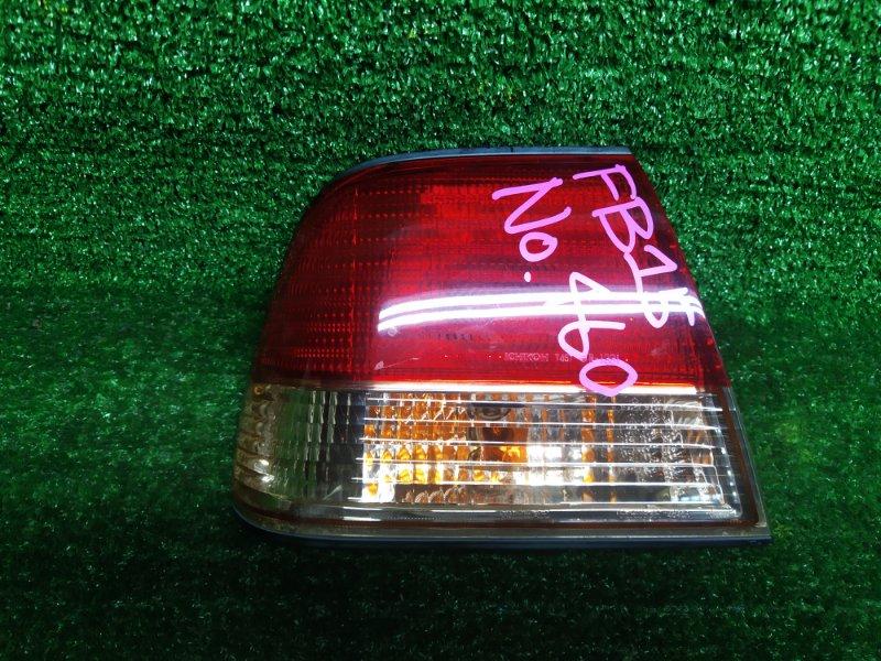 Стоп-сигнал Nissan Sunny FB15 QG15DE 2002 левый (б/у)