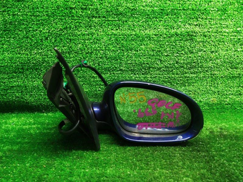 Зеркало Volkswagen Golf 1K1 BLR 2005 правое (б/у)