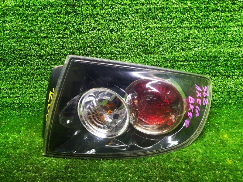 Стоп-сигнал Mazda Axela BKEP LFVE 2006 правый (б/у)