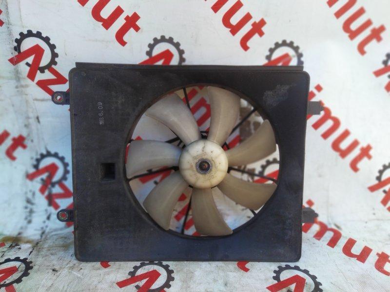 Диффузор радиатора Honda Stream RN2 D17A (б/у)