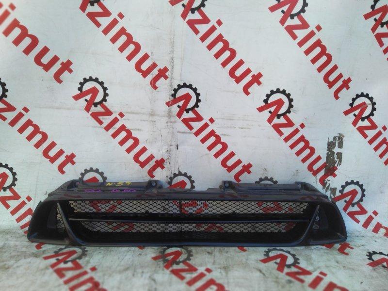Решетка радиатора Subaru Impreza GG2 EJ152DW 2001 (б/у)