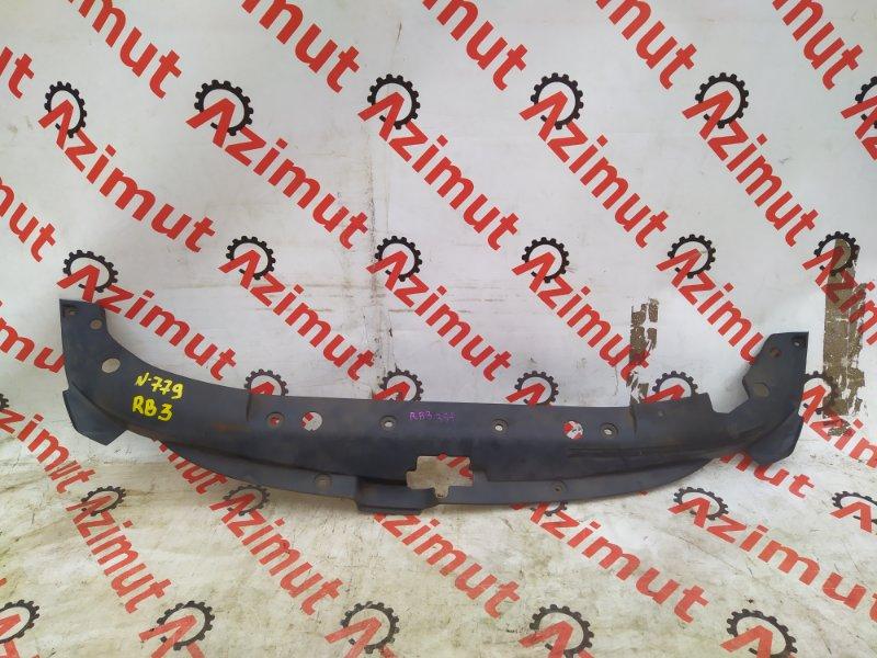 Защита замка капота Honda Odyssey RB3 K24A 2009 (б/у) 71123SLE 71123SLE