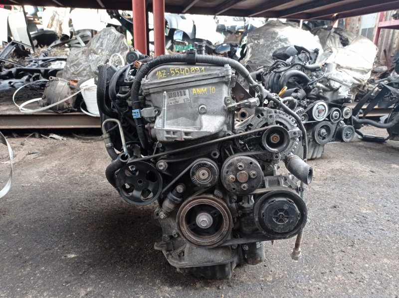 Двигатель Toyota Isis ANM10 1AZFSE (б/у)
