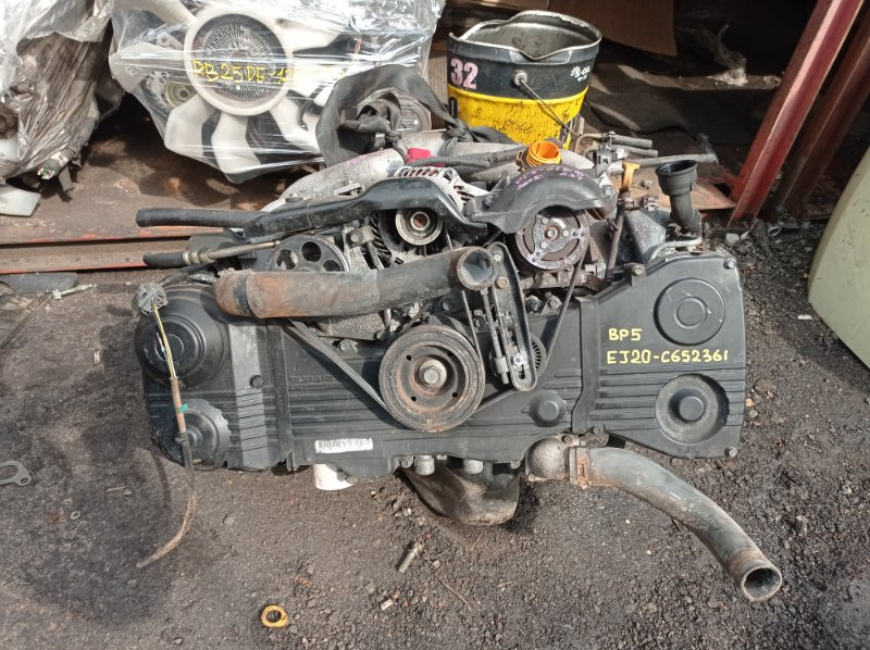 Двигатель Subaru Legacy BP5 EJ204DP 2005 (б/у)
