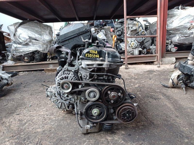 Двигатель Suzuki Alto HA36V R06A 2015 (б/у)