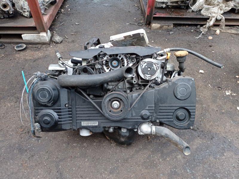 Двигатель Subaru Impreza GH2 EL154JP 2009 (б/у)