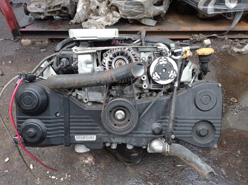 Двигатель Subaru Exiga YA4 EJ204JU 2011 (б/у)