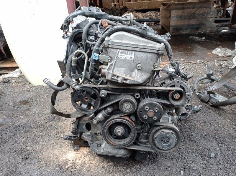 Двигатель Toyota Isis ANM10 1AZFSE 2005 (б/у)