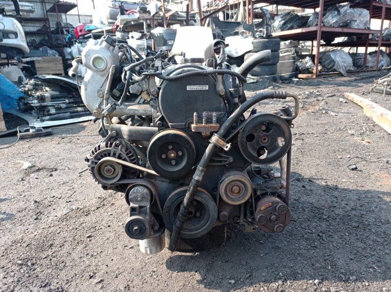 Двигатель Mitsubishi Airtrek CU2W 4G63 2001 (б/у)