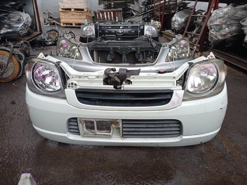 Nose cut Suzuki Kei HN22S K6A 2003 (б/у)