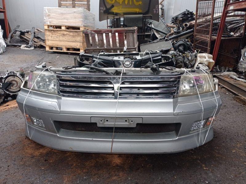 Nose cut Mitsubishi Chariot Grandis N84W 4G64 1999 (б/у)