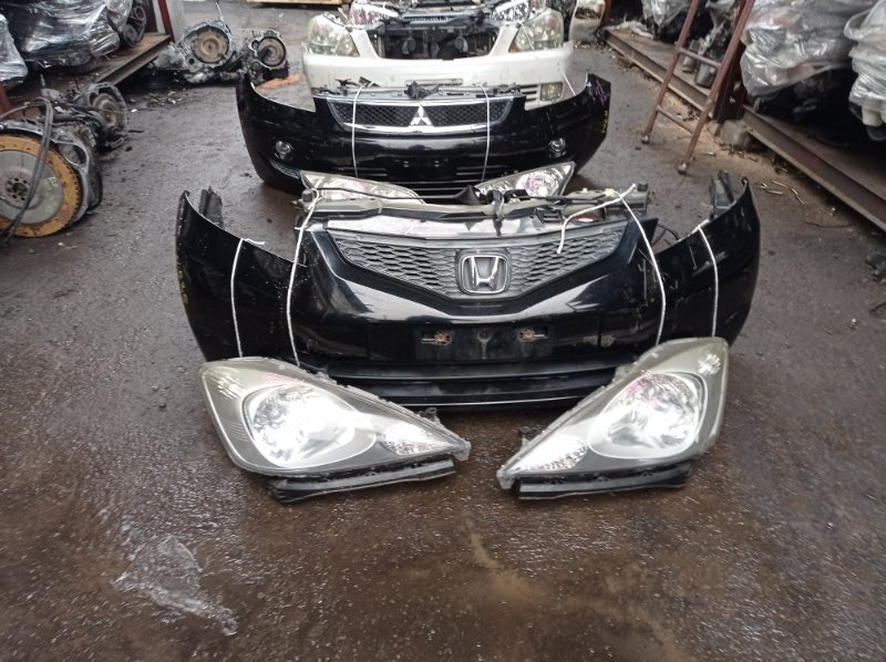 Nose cut Honda Fit GE6 L13A 2007 (б/у)