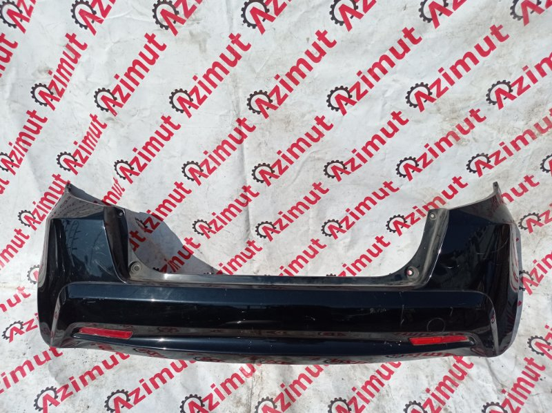 Бампер Honda Fit GE6 L13A 2012 задний (б/у)