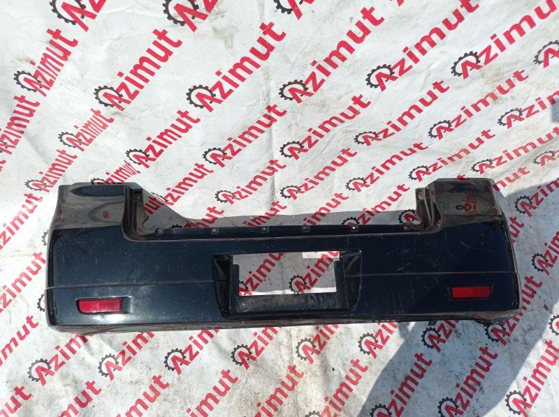 Бампер Mitsubishi Dion CR6W 4G94 02/2005 задний (б/у)