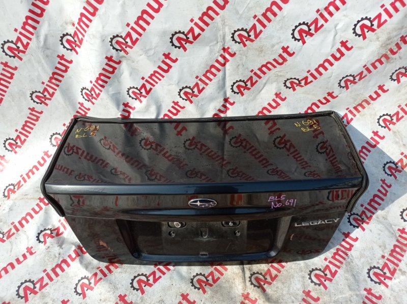 Крышка багажника Subaru Legacy BL5 EJ253HP 01/2008 (б/у)