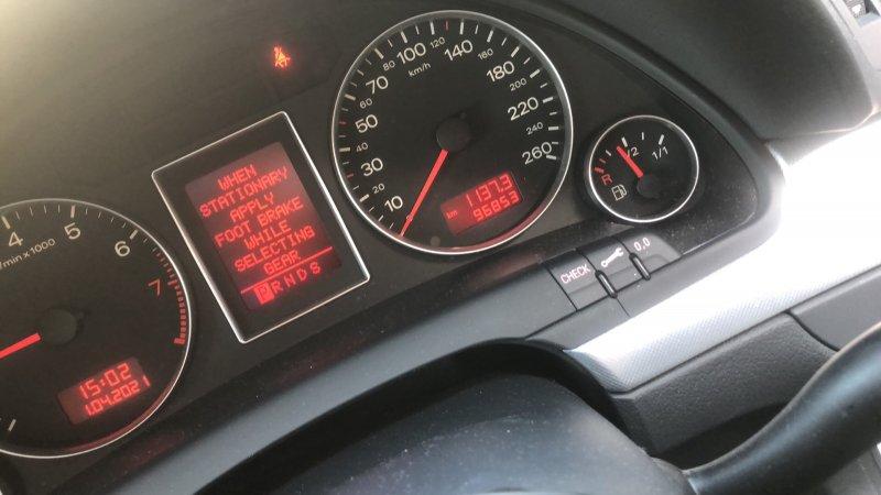 Акпп Audi A4 8EC ALT 2007 (б/у) 01J