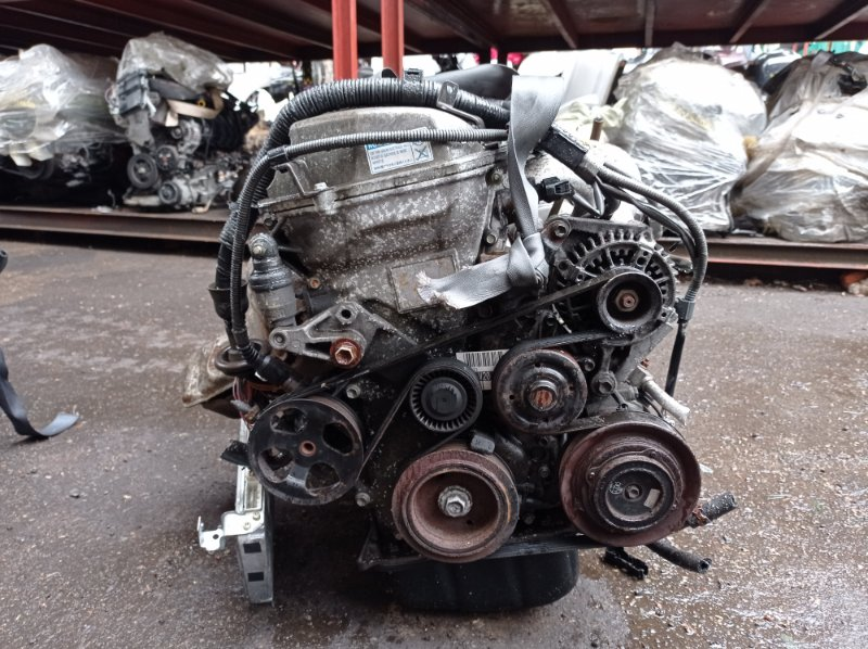 Двигатель Toyota Vista Ardeo ZZV50 1ZZFE 1999 (б/у)