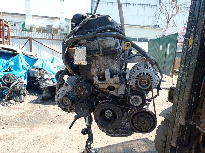 Двигатель Nissan March BNK12 CR14DE 2004 (б/у)