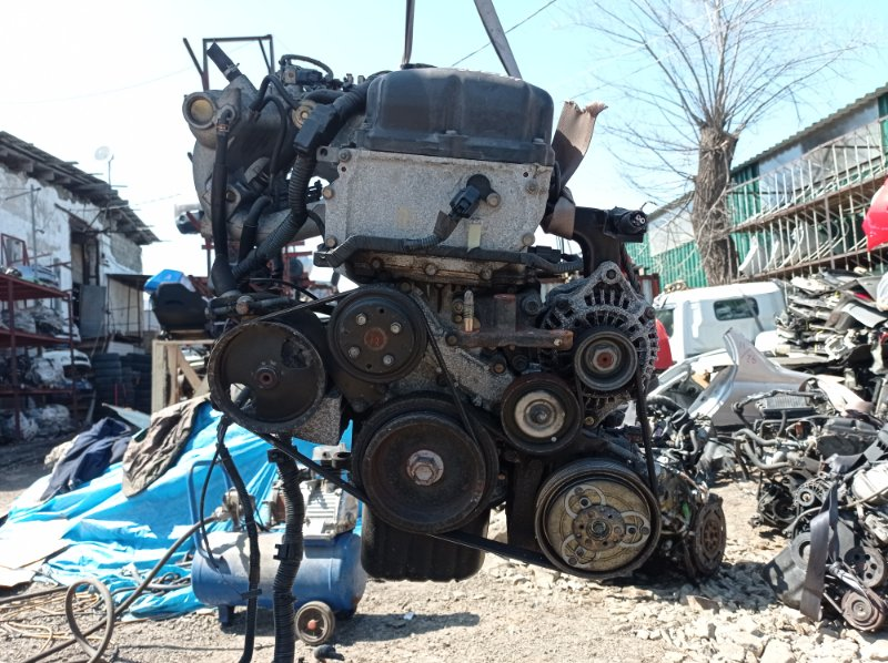 Двигатель Nissan Sunny FNB15 QG15DE 2001 (б/у)
