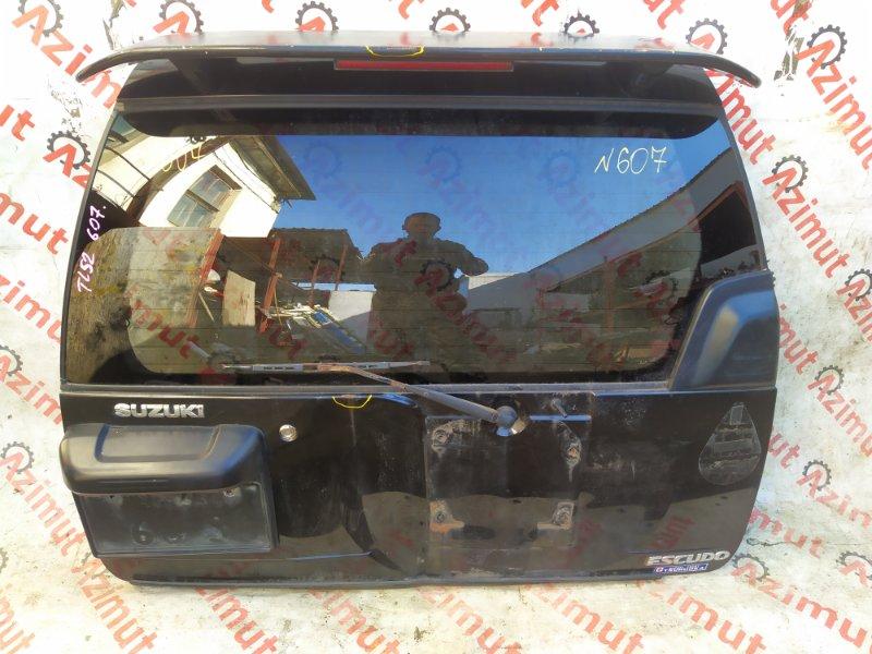 Дверь задняя Suzuki Escudo TL52W J20A 1999 (б/у)