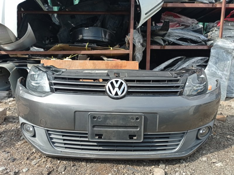 Nose cut Volkswagen Touran 1T3 CAVC 2012 (б/у)