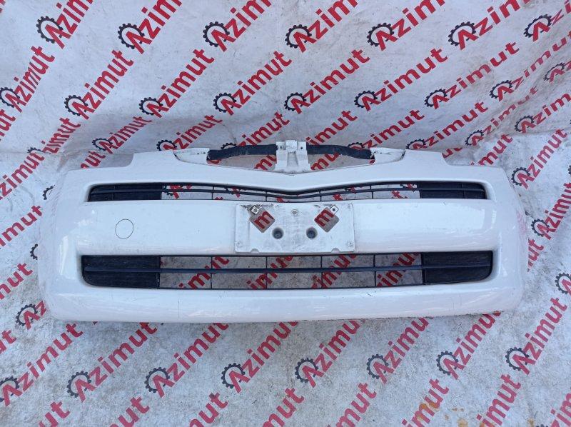 Бампер Toyota Ractis SCP100 2005 передний (б/у)