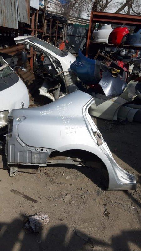 Крыло Toyota Belta SCP92 2SZ-FE 2006 заднее правое (б/у)