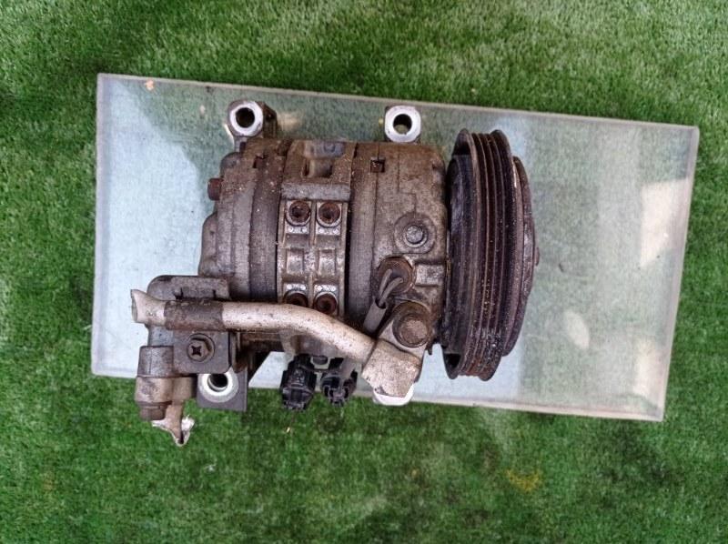 Компрессор кондиционера Nissan Sunny FB14 GA15DE 11/1995 (б/у)