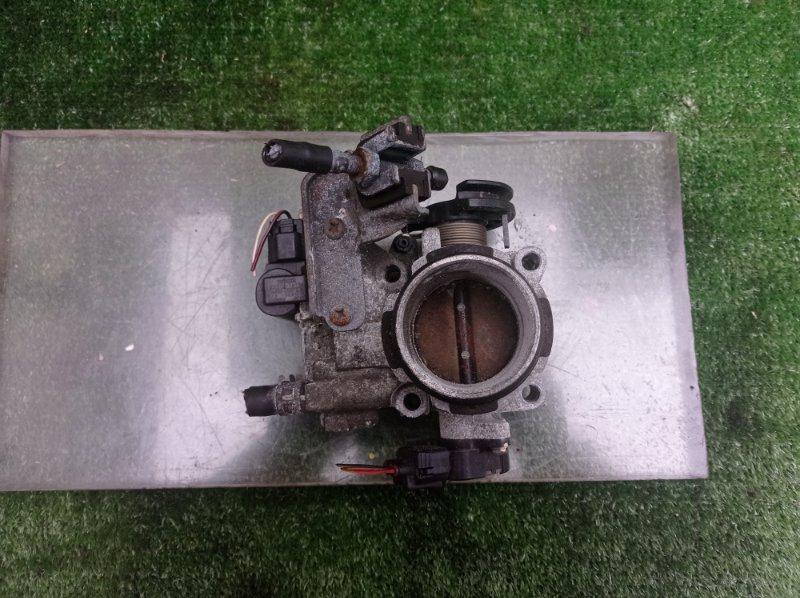 Заслонка дроссельная Toyota Mark Ii GX115 1GFE (б/у) 22270130