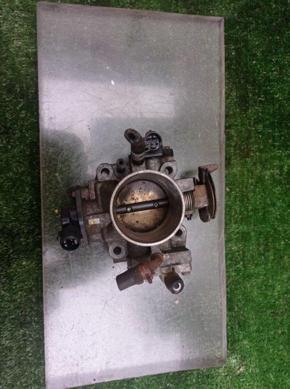 Заслонка дроссельная Honda Accord CF7 F23A (б/у) JT31D71016