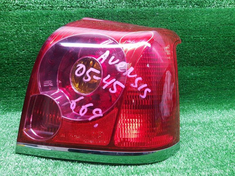 Стоп-сигнал Toyota Avensis AZT255 1AZFSE 2003 задний правый (б/у) 05-45