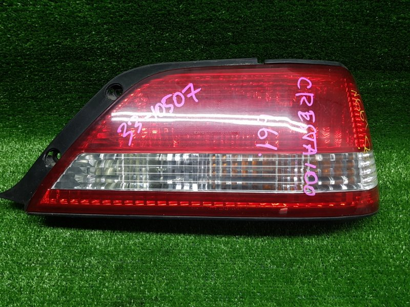 Стоп-сигнал Toyota Cresta GX100 1GFE 1997 задний правый (б/у) 22261 22261