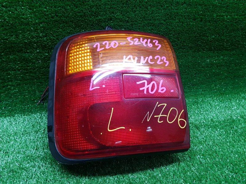 Стоп-сигнал Nissan Serena KVNC23 CD20ET 1997 задний левый (б/у)