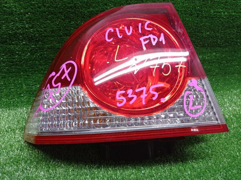 Стоп-сигнал Honda Civic FD1 R18A 2005 задний левый (б/у)