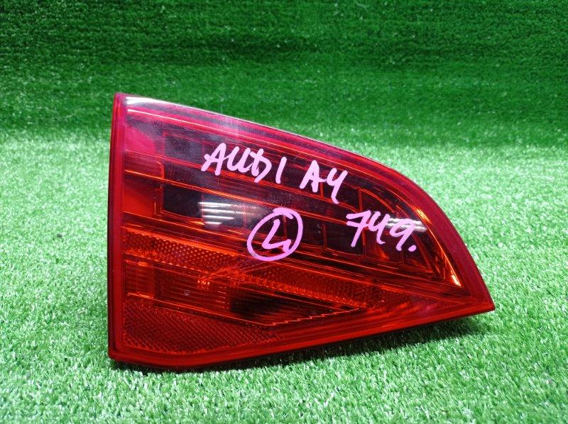 Стоп-вставка Audi A4 8K5 CDNC 2010 задняя левая (б/у)